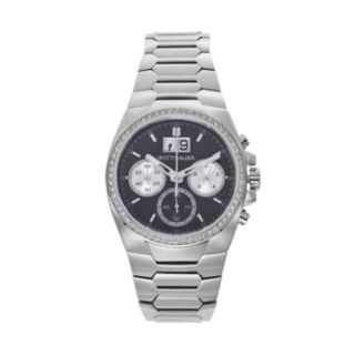 Wittnauer Men's Crystal Stainless Steel Chronograph Watch - WN3049