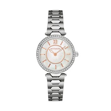 Wittnauer Women's Crystal Stainless Steel Watch - WN4019