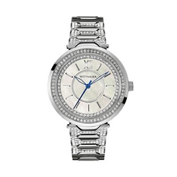 Wittnauer Women's Crystal Stainless Steel Watch - WN4023