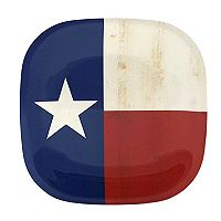 Celebrate Local Life Together Texas 11-in. Square Melamine Dinner Plate
