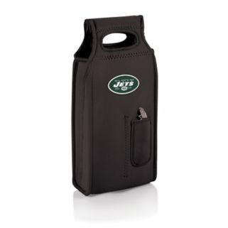 Picnic Time New York Jets Samba 2-Bottle Insulated Wine Tote