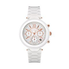 Wittnauer Women's Crystal Ceramic Chronograph Watch - WN4030