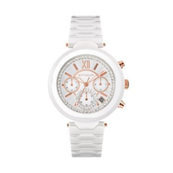 Wittnauer Women's Crystal Ceramic Chronograph Watch - WN4030