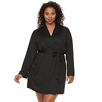 Plus Size Apt. 9® Soft Wrap Robe