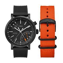 Timex Unisex Metropolitan+ Activity Tracker Watch & Interchangeable Band Set - TWG012600ZA