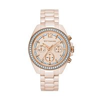 Wittnauer Women's Crystal Ceramic Chronograph Watch - WN4072