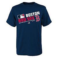 Boys 8-20 Majestic Boston Red Sox AC Team Choice Tee