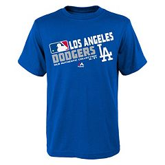 Boys 8-20 Majestic Los Angeles Dodgers AC Team Choice Tee