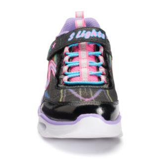 Skechers S Lights Lumos Girls' Light-Up Sneakers