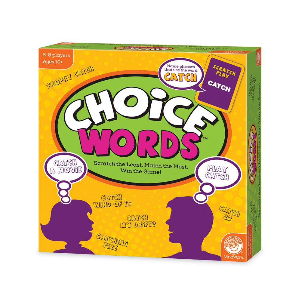 Choice Words Game by MindWare