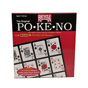 The Original Po-Ke-No Game by US Playing Card Company