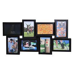 Melannco 8-Opening Wedge Collage Frame
