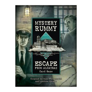 Escape From Alcatraz Card Game by U.S. Game Systems