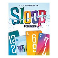 Sloop Card Game by U.S. Games Systems