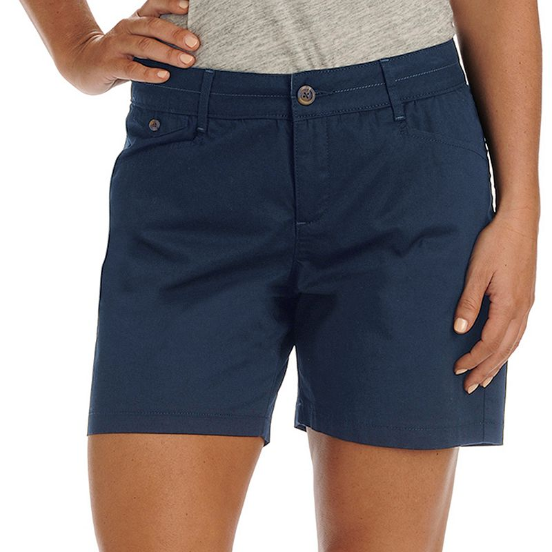 Women's Lee Jenna Natural Fit Shorts
