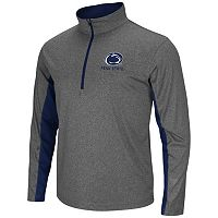 Big & Tall Campus Heritage Penn State Nittany Lions Stinger 1/2-Zip Pullover