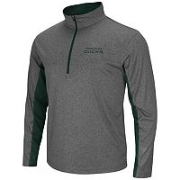 Big & Tall Campus Heritage Oregon Ducks Stinger 1/2-Zip Pullover