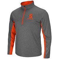 Big & Tall Campus Heritage Syracuse Orange Stinger 1/2-Zip Pullover