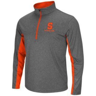 Big & Tall Campus Heritage Syracuse Orange Stinger 1/2-Zip Pullover
