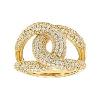 14k Gold 1 1/8 Carat T.W. Diamond Ring