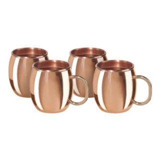 OGGI 4-pc. Moscow Mule Shot Mug Set