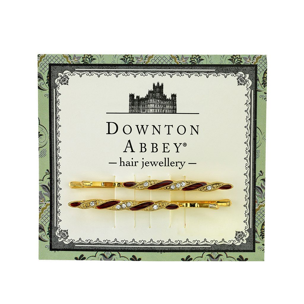 Downton Abbey Bobby Pin Set