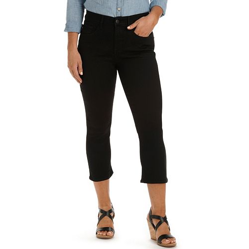 318fde3a07401 Women s Lee Frenchie Easy Fit Capri Jeans
