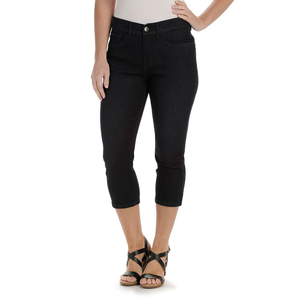 Women's Lee Frenchie Easy Fit Capri Jeans