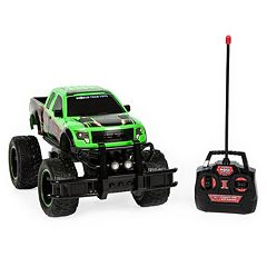 World Tech Toys Remote Control Ford F-150 Raptor Monster Truck