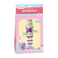 My Studio Girl Mermaid Dress-Up Doll