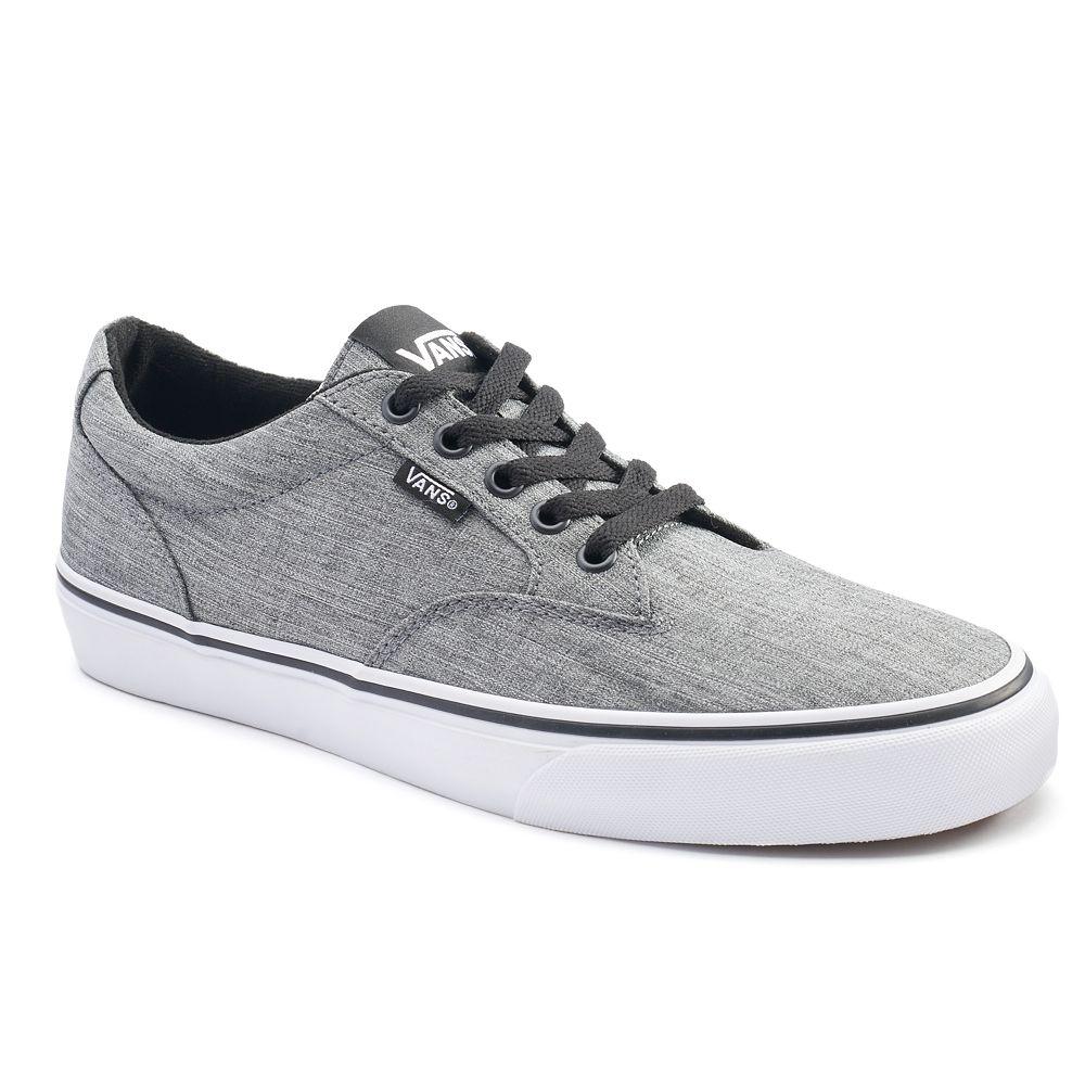 Skate shoes size 9 - Vans Winston Rock Men S Skate Shoes