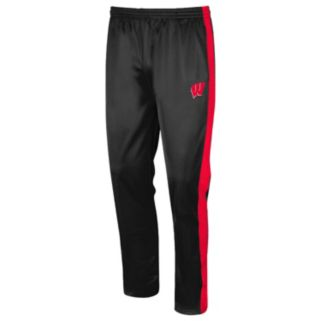Big & Tall Campus Heritage Wisconsin Badgers Rage Tricot Pants