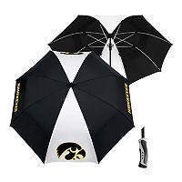 Team Effort Iowa Hawkeyes Windsheer Lite Umbrella
