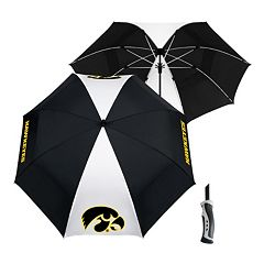 Team Effort Iowa Hawkeyes Windsheer Lite Umbrella