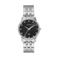Citizen Men's Crystal Stainless Steel Watch - BI5030-51E