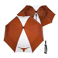Team Effort Texas Longhorns Windsheer Lite Umbrella