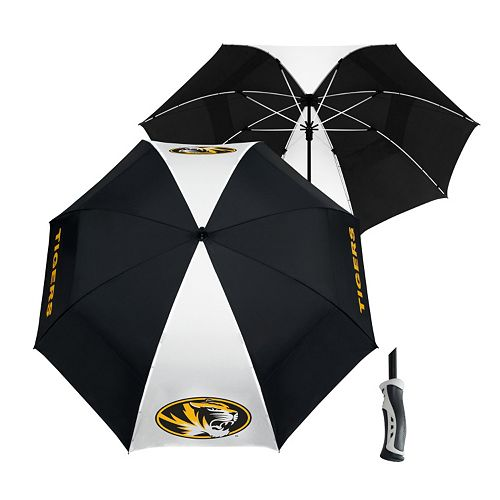 Team Effort Missouri Tigers Windsheer Lite Umbrella