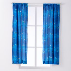Disney / Pixar Finding Dory Window Curtain by Jumping Beans®