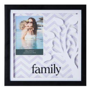 "Melannco ""Family"" 4"" x 6"" Shadow Box Frame"