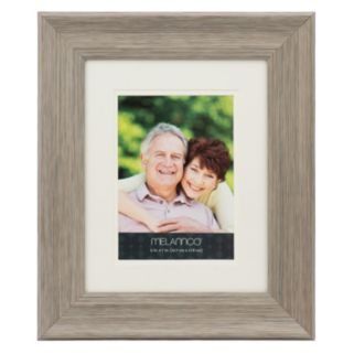 """Melannco 5"""" x 7"""" Double Matted Frame"""