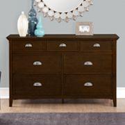 Simpli Home Acadian Bedroom Dresser