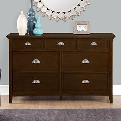 Simpli Home Acadian Bedroom Dresser