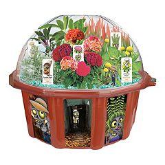 DuneCraftZombie Farm Dome Terrarium
