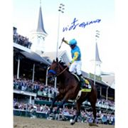 Steiner Sports Victor Espinoza Signed 2015 Kentucky Derby 8' x 10' Photo