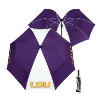 Team Effort LSU Tigers Windsheer Lite Umbrella