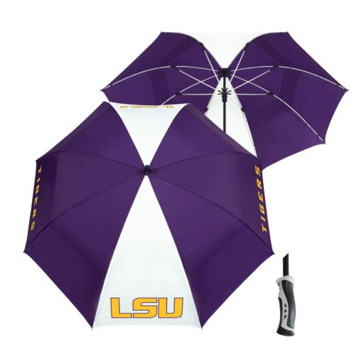 Team Effort LSU Tigers Windsheer Lite Umbrella