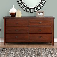 Simpli Home Artisan Bedroom Media Dresser