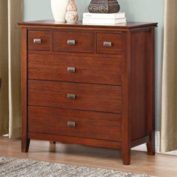 Simpli Home Artisan Bedroom Dresser
