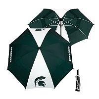 Team Effort Michigan State Spartans Windsheer Lite Umbrella