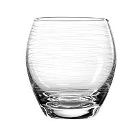 Qualia Glass Graffiti 4-pc. Double Old-Fashioned Glass Set
